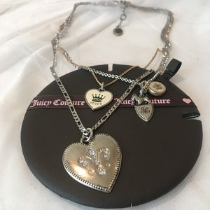 Juicy Couture Jewelry - Juicy couture layered necklace